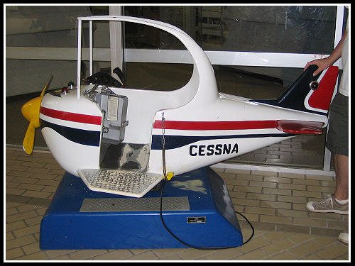 My Little Cessna — the most recent impulse buy!