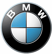 This logo supposedly adds $10k to the price of any car that wears it.  My car has this logo stamped in 9 different places.  Overkill?