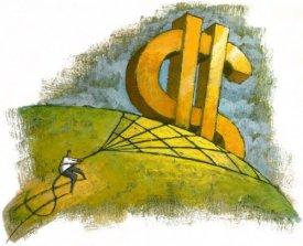 Dragging Debt