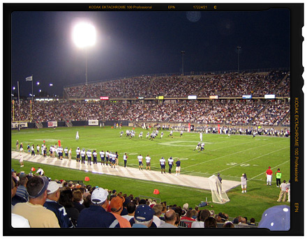 UConn vs. Maine Football
