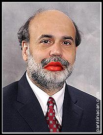 Put the lipstick down Ben