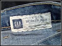 GAP Worker Jeans
