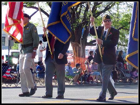 Memorial Day 2008: The Korean & Vietnam War Vets
