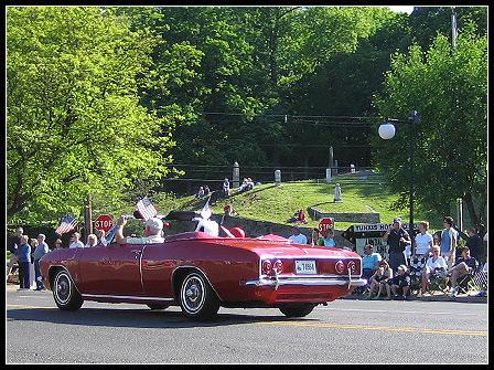 Memorial Day 2008: Classic Car