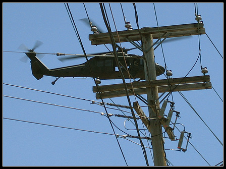 Memorial Day 2008: Holy helicopter, Batman!