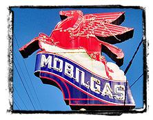 Mobil Gasoline
