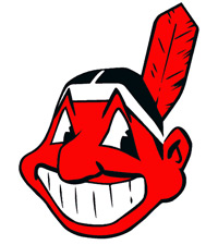 Chief Wahoo of the Cleveland Indians