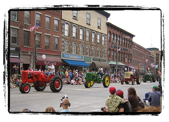 Strolling of the Heifers 2008 — Brattleboro, VT