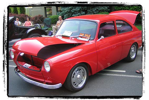 Volkswagon Fastback
