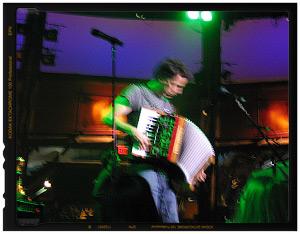 John Linnell - Mohegan Sun - August 9, 2008