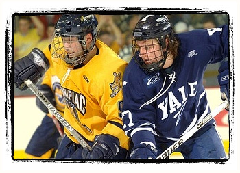 NCAA Hockey in Connecticut