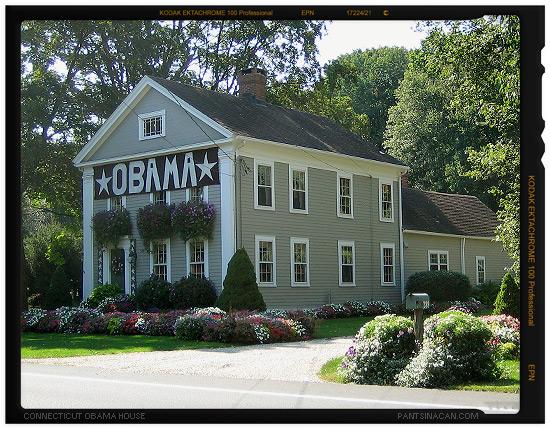 Barack Obama House