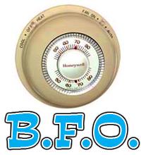 B.F.O. Thermostat