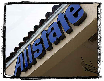 Allstate Sign - LA Times