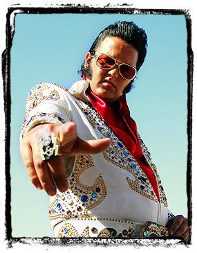 Listen to Elvis.