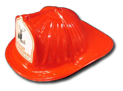 Junior Fire Marshal hat from The Hartford