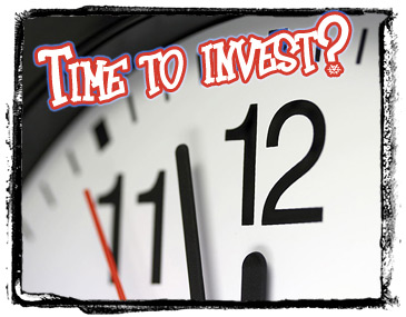 Investing: Time the Market