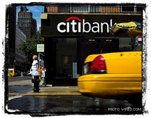 CitiBank in NYC
