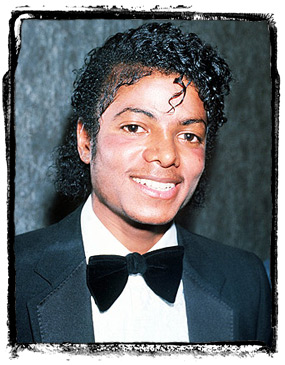 MJ, the way I'll always remember him...