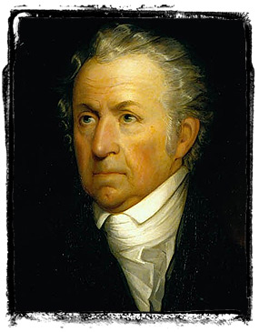 Gilbert Stuart painted the George Washington portrait on the $1 bill