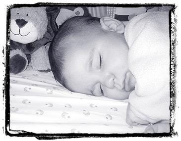 Sleeping Duncan