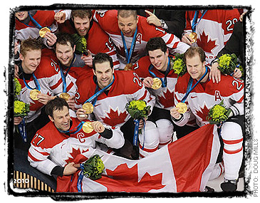 Double Gold for Hockey Canada
