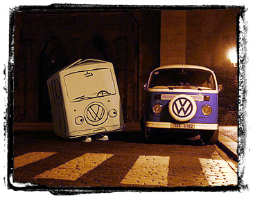 VW Bus - I Still Want One.