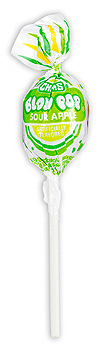 Sour Apple Blow Pop