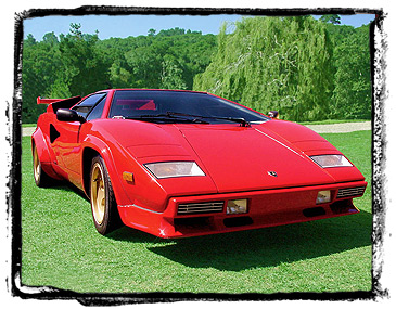 Early 80s Countach