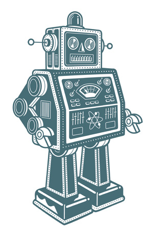 Spending Robot