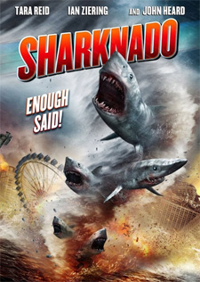 Sharknado at Walmart