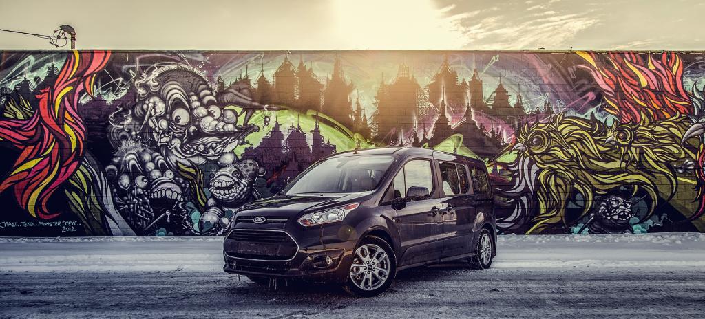Ford Transit Titanium