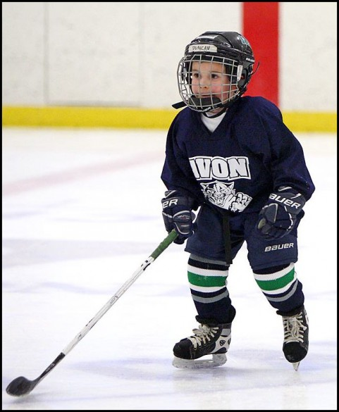 Trying Out for the Mite Team